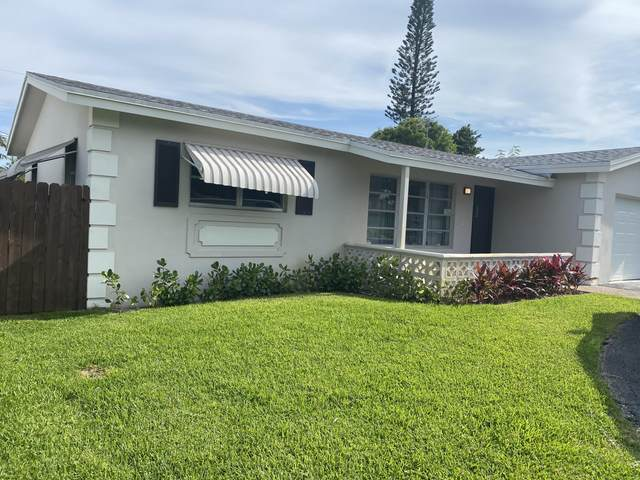 458 SW 3rd Avenue, Boynton Beach, FL 33435 (MLS #RX-10627411) :: The Jack Coden Group