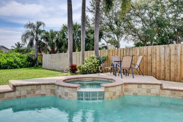 1118 Fosters Mill Drive, Boynton Beach, FL 33436 (MLS #RX-10627415) :: The Jack Coden Group
