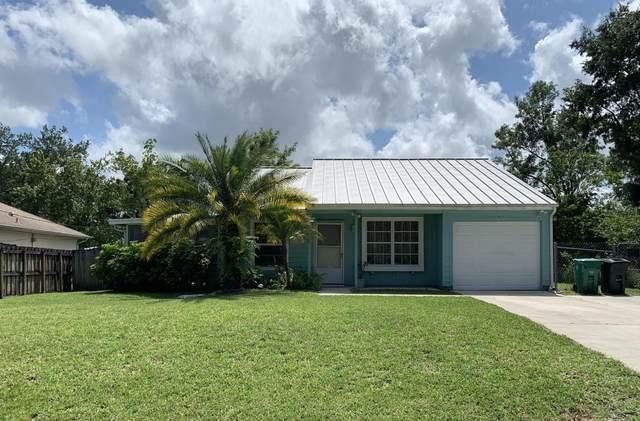 1622 SW Angelico Lane, Port Saint Lucie, FL 34984 (MLS #RX-10627417) :: The Jack Coden Group