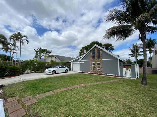 3533 Ivanhoe Avenue, Boynton Beach, FL 33436 (MLS #RX-10627421) :: The Jack Coden Group