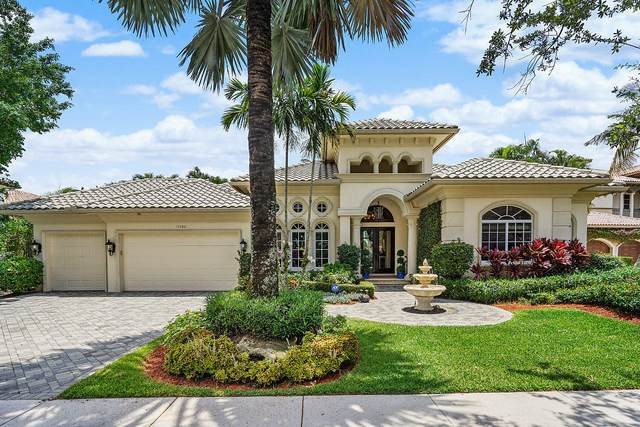 17582 Middle Lake Drive, Boca Raton, FL 33496 (MLS #RX-10627424) :: The Jack Coden Group