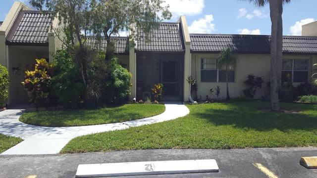 126 Lake Rebecca Drive, West Palm Beach, FL 33411 (#RX-10627425) :: Dalton Wade
