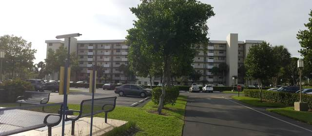 2400 Deer Creek Country Club Blvd #603, Deerfield Beach, FL 33441 (#RX-10627440) :: Dalton Wade