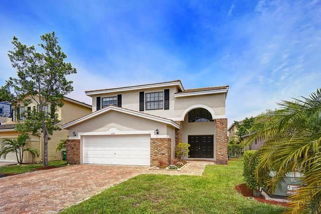 3455 NW 112 Terrace, Coral Springs, FL 33065 (#RX-10627453) :: Dalton Wade