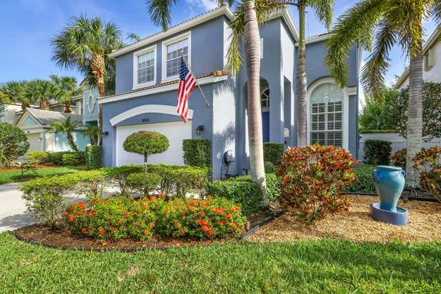 9845 Woodworth Court, Wellington, FL 33414 (#RX-10627455) :: Real Estate Authority