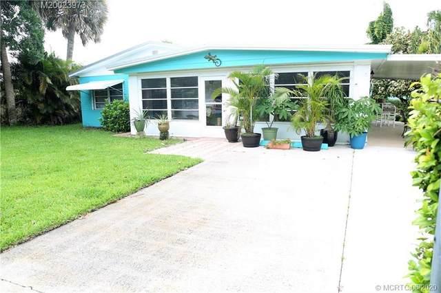 1624 NE Orion Street, Jensen Beach, FL 34957 (#RX-10627471) :: The Reynolds Team/ONE Sotheby's International Realty