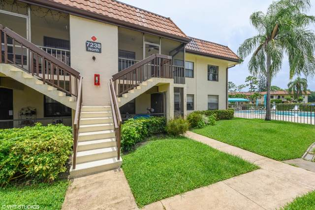 7238 Golf Colony Court #203, Lake Worth, FL 33467 (#RX-10627476) :: Dalton Wade