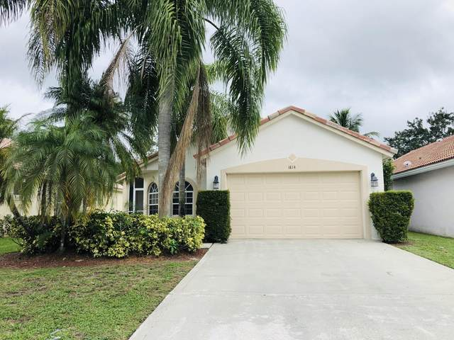1814 Barnstable Road, Wellington, FL 33414 (#RX-10627477) :: Real Estate Authority