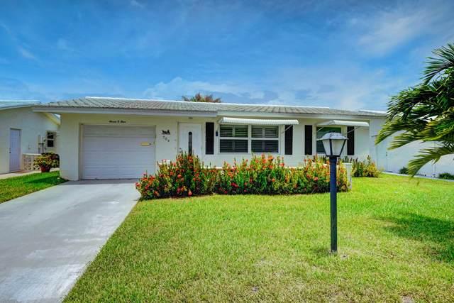 704 SW Lake Court, Boynton Beach, FL 33426 (#RX-10627484) :: Dalton Wade