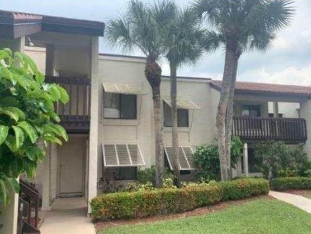 10203 Mangrove Drive #204, Boynton Beach, FL 33437 (#RX-10627497) :: Dalton Wade