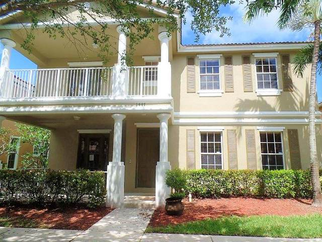 1447 W Bexley Park Drive, Delray Beach, FL 33445 (#RX-10627584) :: The Reynolds Team/ONE Sotheby's International Realty