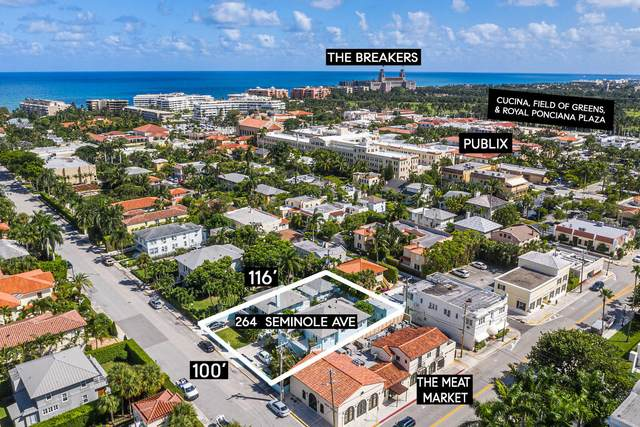 264 Seminole Avenue, Palm Beach, FL 33480 (#RX-10627606) :: Ryan Jennings Group