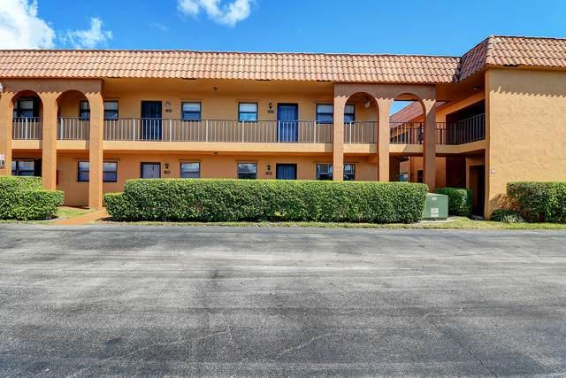 2141 W Woolbright Road L101, Boynton Beach, FL 33426 (MLS #RX-10627633) :: Laurie Finkelstein Reader Team