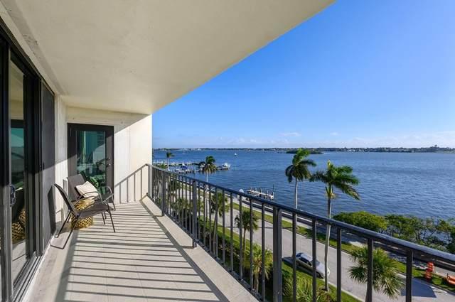 3800 Washington Road #606, West Palm Beach, FL 33405 (#RX-10627641) :: Ryan Jennings Group