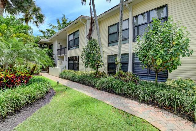 6708 Willow Wood Drive #1602, Boca Raton, FL 33434 (MLS #RX-10627650) :: Berkshire Hathaway HomeServices EWM Realty
