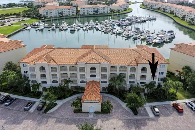 12 Harbour Isle Drive W #206, Fort Pierce, FL 34949 (#RX-10627657) :: Dalton Wade