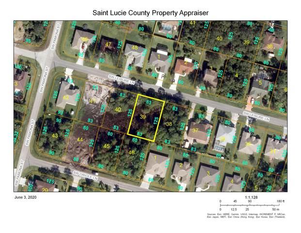 1474 SW Leisure Lane, Port Saint Lucie, FL 34953 (#RX-10627673) :: Ryan Jennings Group