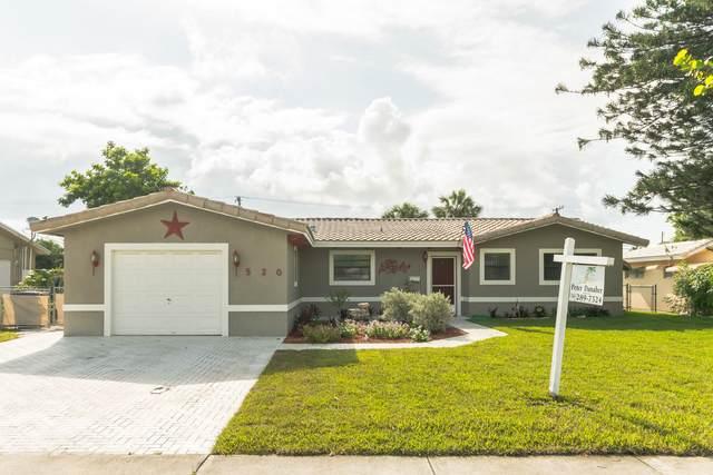 520 NW 12th Avenue, Boca Raton, FL 33486 (#RX-10627685) :: Dalton Wade