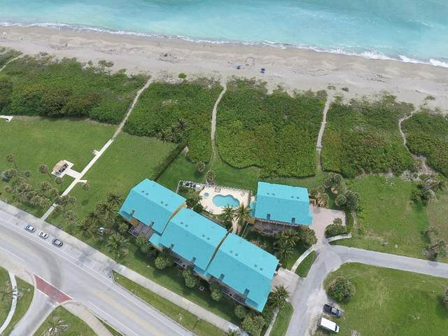 1550 S Ocean Drive #8, Fort Pierce, FL 34949 (#RX-10627689) :: The Reynolds Team/ONE Sotheby's International Realty