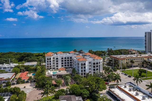 1 N Ocean Boulevard #402, Boca Raton, FL 33432 (#RX-10627695) :: Real Estate Authority