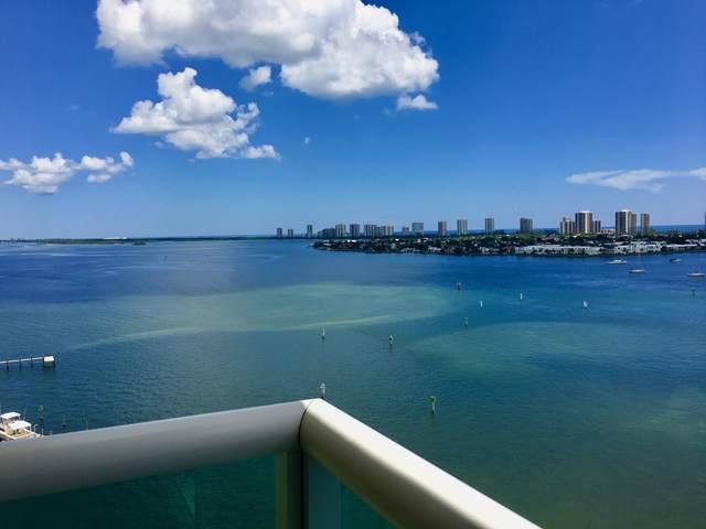 2640 Lake Shore Drive #1210, Riviera Beach, FL 33404 (MLS #RX-10627698) :: Berkshire Hathaway HomeServices EWM Realty