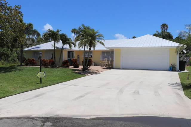 3790 Spinnaker Court, Fort Pierce, FL 34946 (#RX-10627722) :: Dalton Wade