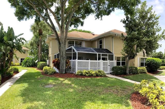 6703 Dryden Court C, Boynton Beach, FL 33436 (MLS #RX-10627731) :: Laurie Finkelstein Reader Team