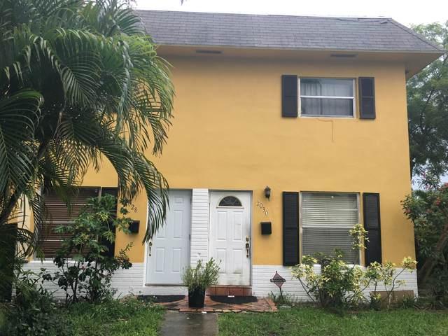 2028-2030 Dock Street, West Palm Beach, FL 33401 (#RX-10627762) :: Ryan Jennings Group
