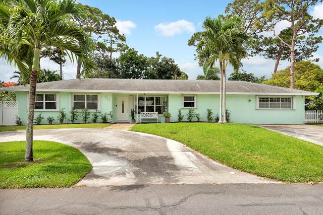 722 SW 25th Place, Boynton Beach, FL 33435 (MLS #RX-10627794) :: The Paiz Group