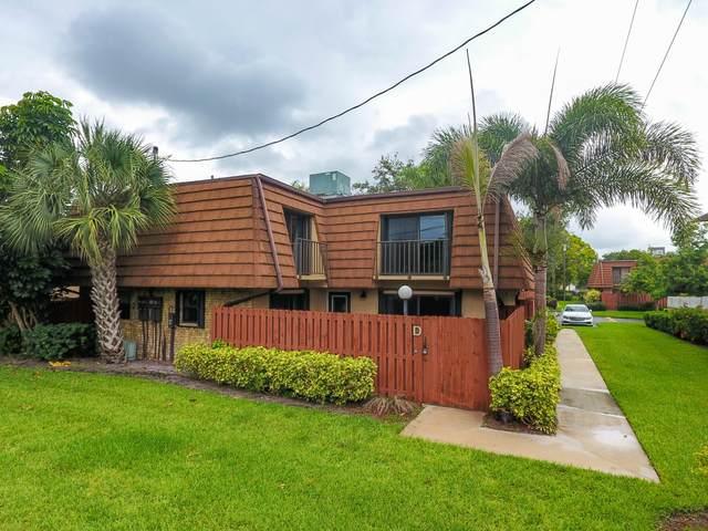 1458 N Lawnwood Circle 23 D, Fort Pierce, FL 34950 (#RX-10627805) :: Dalton Wade