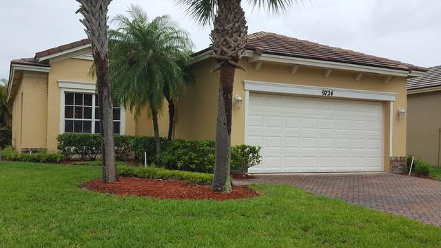 9724 SW Eastbrook Circle, Port Saint Lucie, FL 34987 (#RX-10627818) :: Ryan Jennings Group