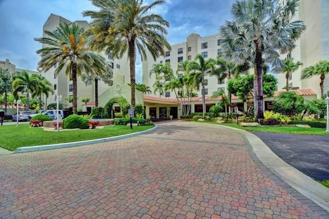 7235 Promenade Drive J-301, Boca Raton, FL 33433 (#RX-10627830) :: The Rizzuto Woodman Team