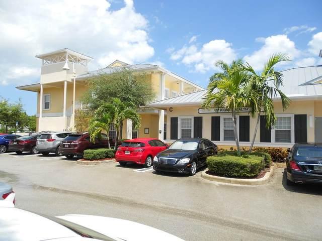 2605 W Atlantic Avenue D101, Delray Beach, FL 33445 (MLS #RX-10627837) :: Laurie Finkelstein Reader Team