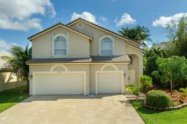 8656 Windy Circle, Boynton Beach, FL 33472 (MLS #RX-10627970) :: The Paiz Group