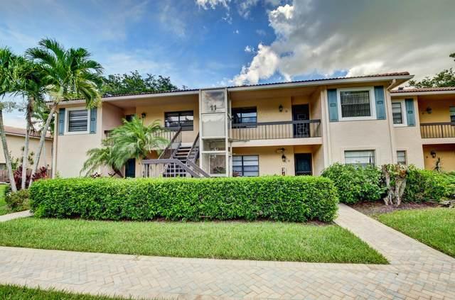 11 Southport Lane B, Boynton Beach, FL 33436 (MLS #RX-10627983) :: The Paiz Group