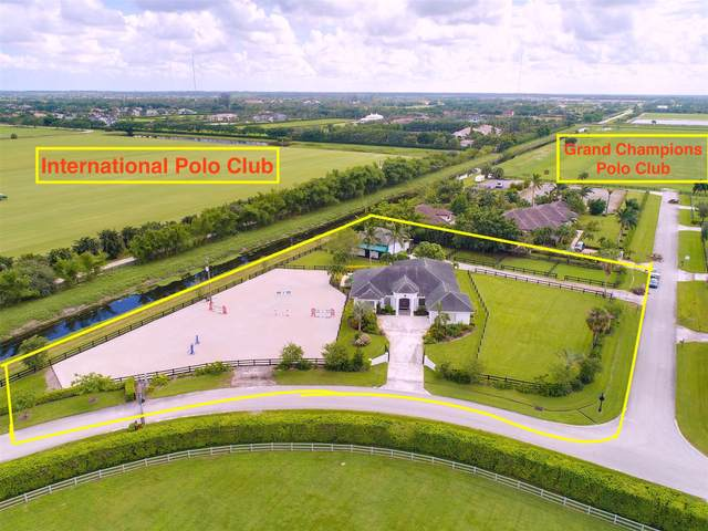 13200 Southfields Road N, Wellington, FL 33414 (#RX-10628022) :: Real Estate Authority