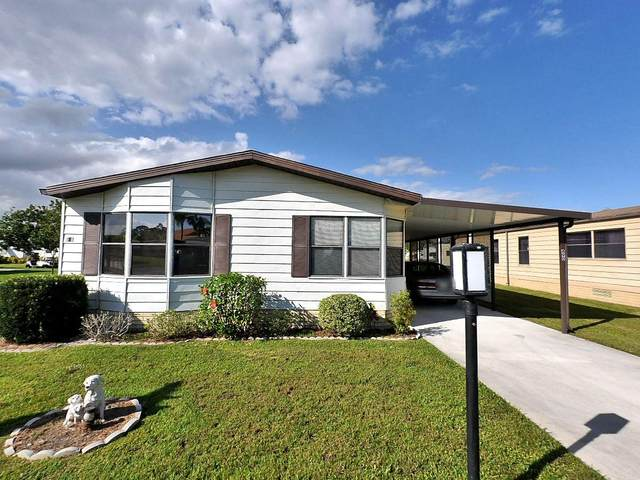 490 La Buona Vita Drive, Port Saint Lucie, FL 34952 (#RX-10628052) :: The Rizzuto Woodman Team