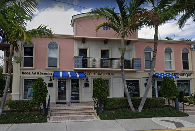 895 E Palmetto Park Road, Boca Raton, FL 33432 (MLS #RX-10628080) :: The Paiz Group