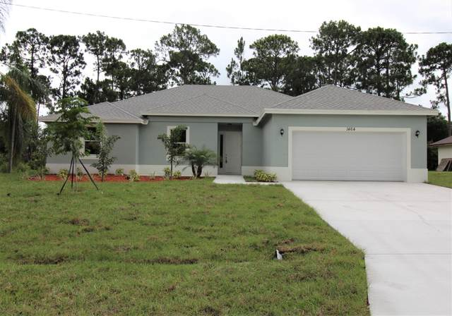 1464 SW Melrose Avenue, Port Saint Lucie, FL 34953 (MLS #RX-10628089) :: The Paiz Group