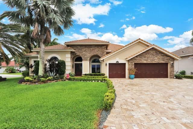 4672 Bucida Road, Boynton Beach, FL 33436 (MLS #RX-10628125) :: The Paiz Group