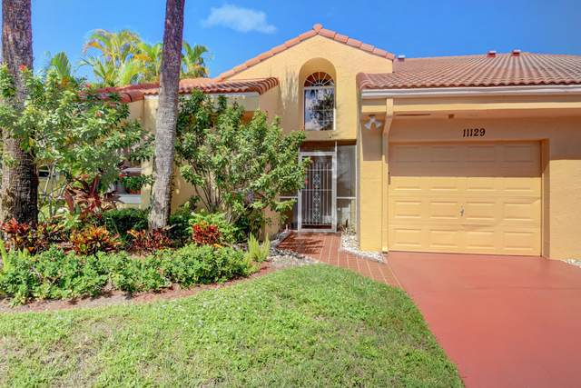 11129 Rios Road, Boca Raton, FL 33498 (MLS #RX-10628127) :: The Paiz Group