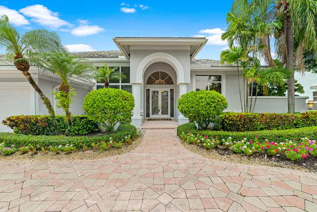 4920 Bocaire Boulevard, Boca Raton, FL 33487 (MLS #RX-10628142) :: The Paiz Group