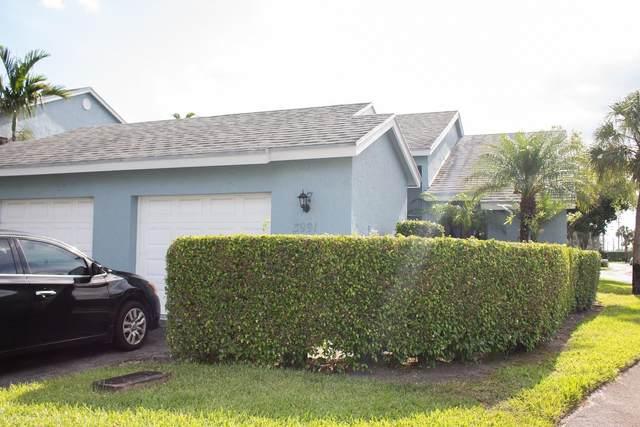3991 Island Club Drive, Lake Worth, FL 33462 (MLS #RX-10628191) :: The Paiz Group