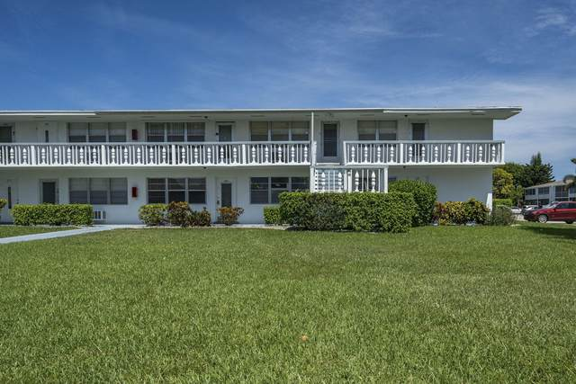 269 Sheffield L, West Palm Beach, FL 33417 (MLS #RX-10628194) :: Berkshire Hathaway HomeServices EWM Realty