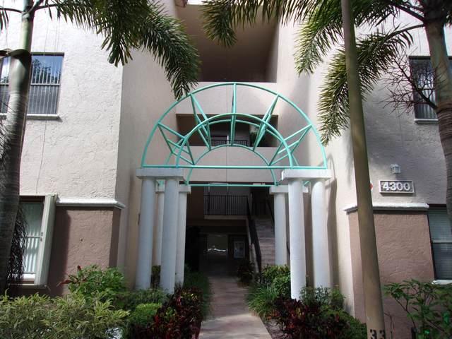 4300 NW 30th Street #342, Coconut Creek, FL 33066 (MLS #RX-10628207) :: Berkshire Hathaway HomeServices EWM Realty