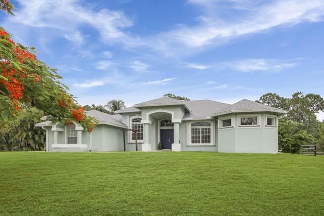 7718 Banyan Boulevard, Loxahatchee, FL 33470 (MLS #RX-10628273) :: Berkshire Hathaway HomeServices EWM Realty