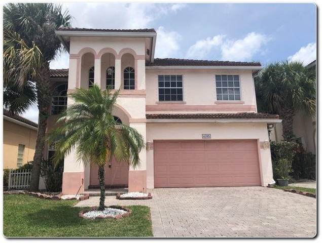 4095 Coontie Court, Lake Worth, FL 33462 (MLS #RX-10628288) :: Berkshire Hathaway HomeServices EWM Realty