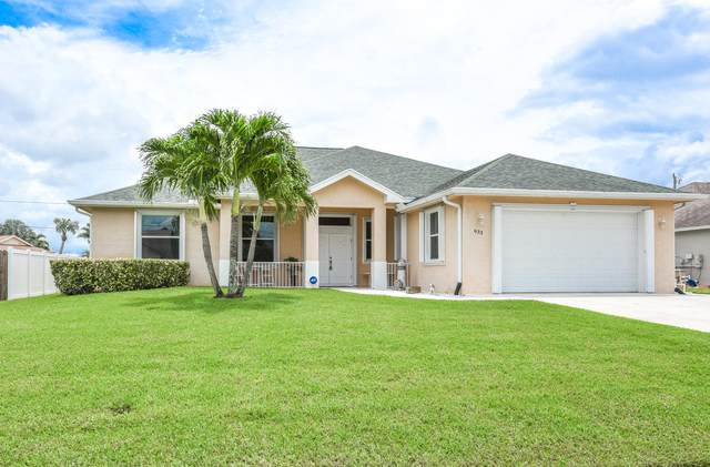 633 SE Dean Terrace, Port Saint Lucie, FL 34984 (#RX-10628292) :: Ryan Jennings Group