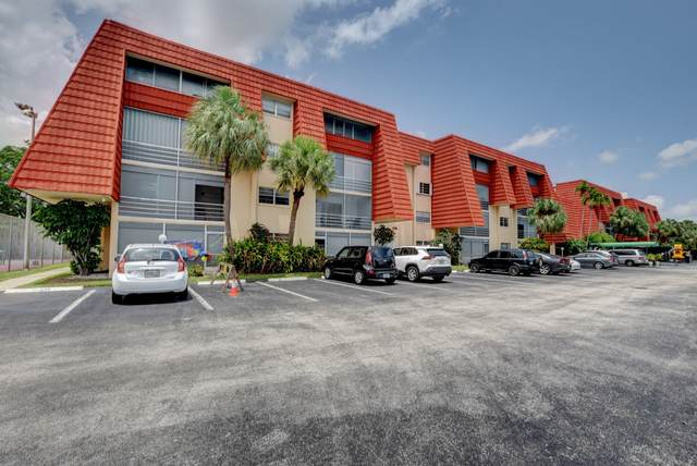 22605 SW 66th Avenue #316, Boca Raton, FL 33428 (MLS #RX-10628297) :: The Paiz Group