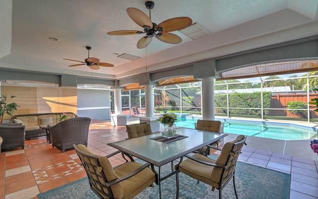 4116 NE Sunset Drive, Jensen Beach, FL 34957 (MLS #RX-10628331) :: Castelli Real Estate Services